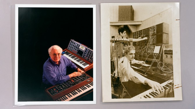 John Munson/Cornell University To honor inventor Robert Moog, Ph.D. '65, and to celebrate the opening of his archives at Cornell University Library, Cornell looks back at the beginnings of the Moog synthesizer, which sparked a revolution in modern music.
