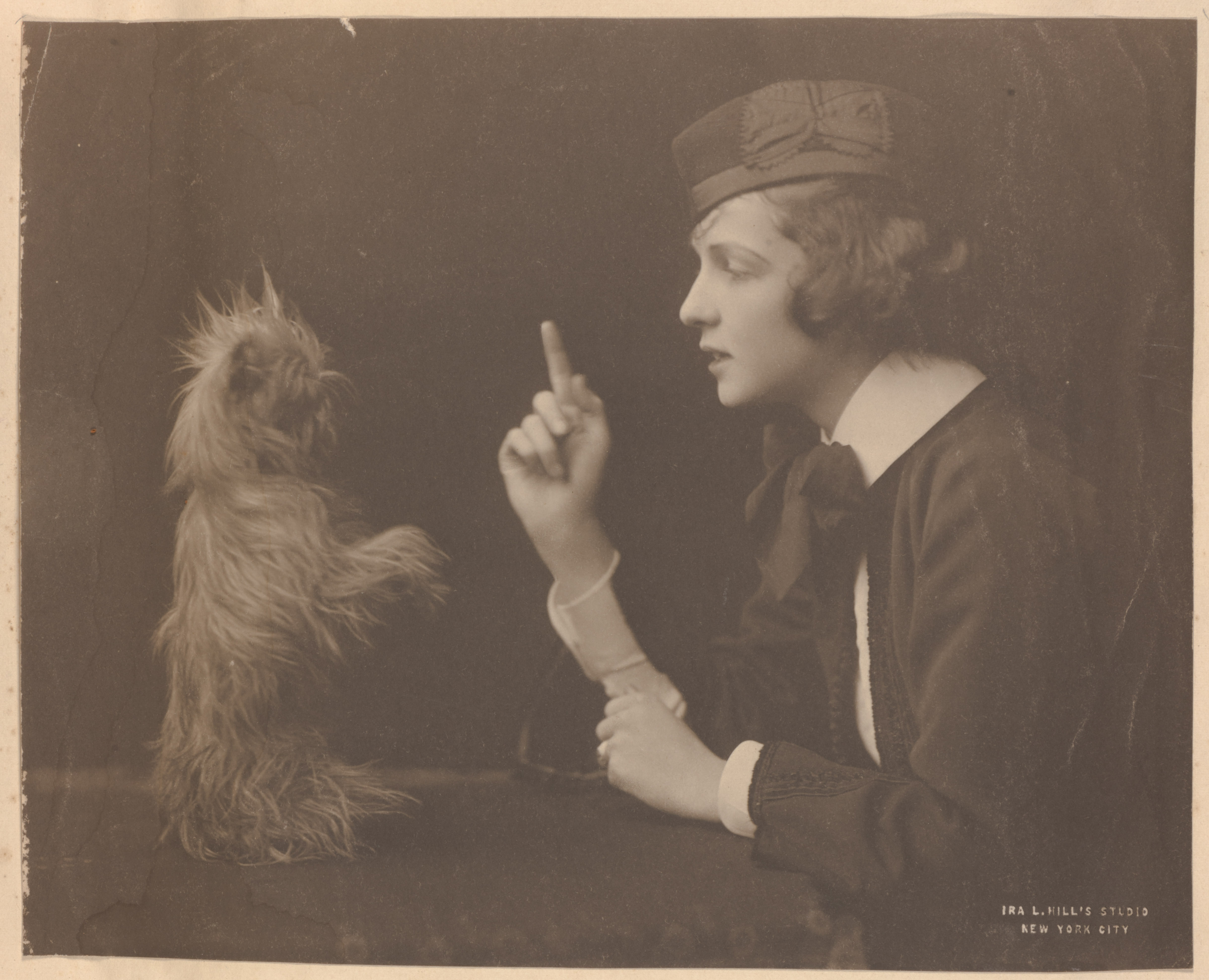 Silent film star Irene Castle was a style icon who later dedicated her life to rescuing dogs and other animals.