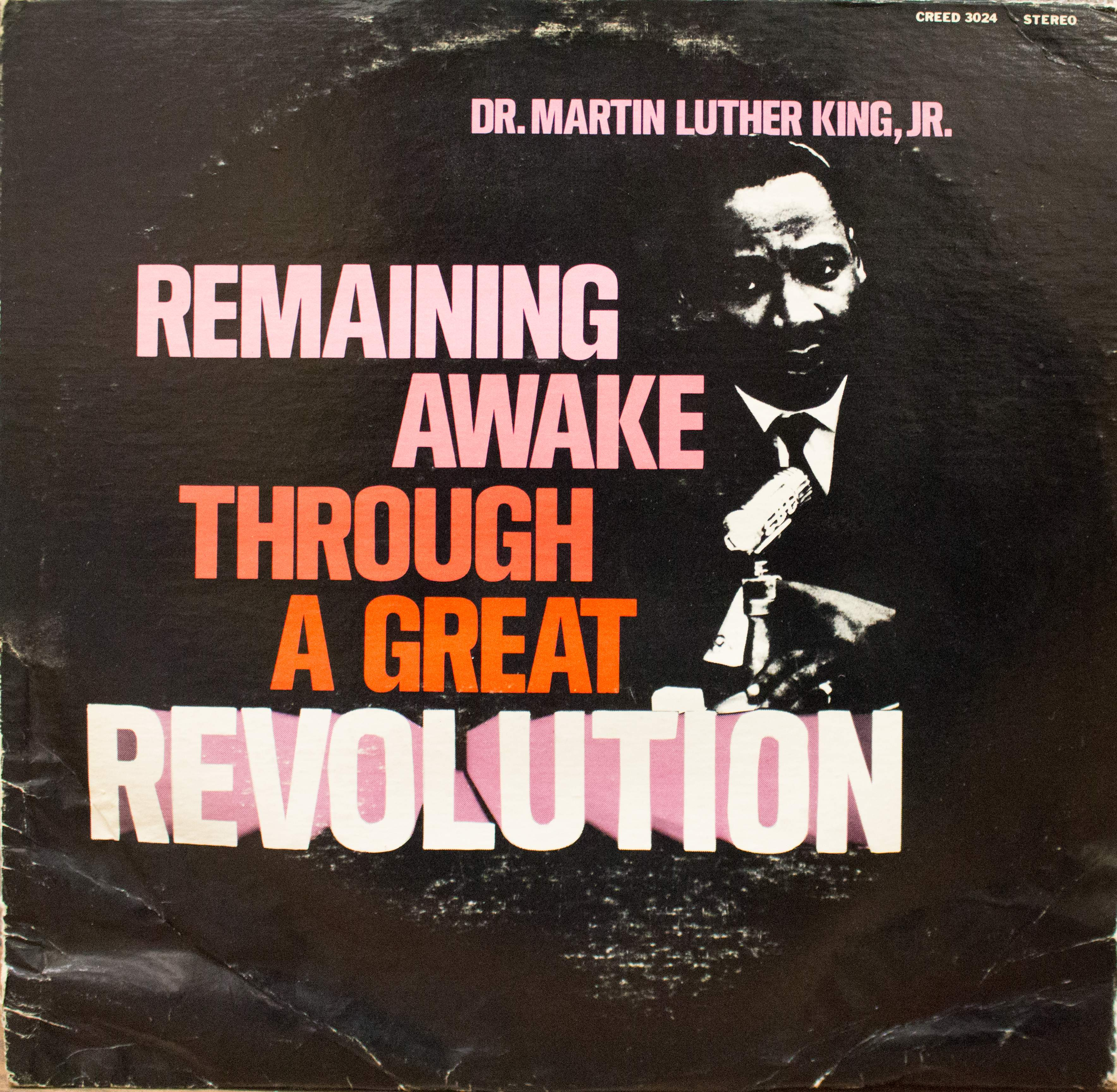 Remaining awake though a great revolution